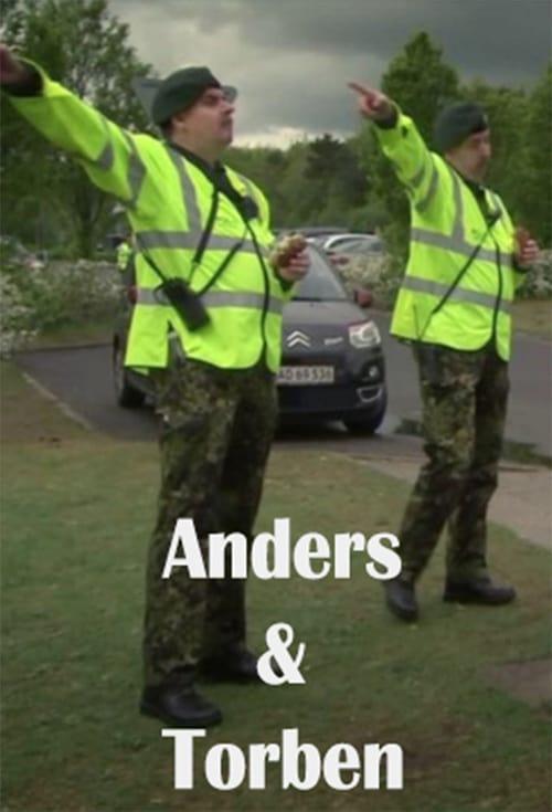Bild från filmen Anders og Torben