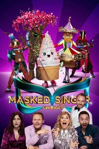 Tv-serien: Masked Singer Sverige