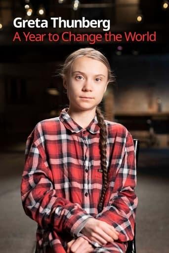 Bild från filmen Greta Thunberg: A Year to Change the World
