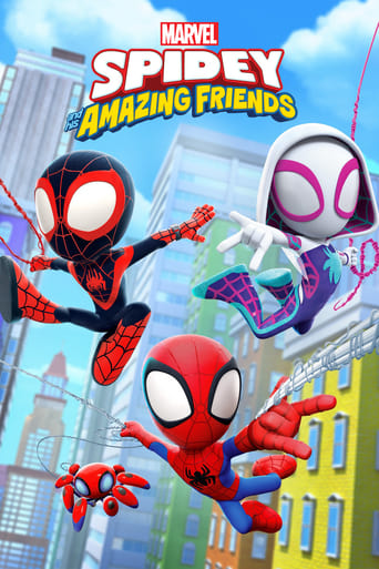 Bild från filmen Spidey And His Amazing Friends