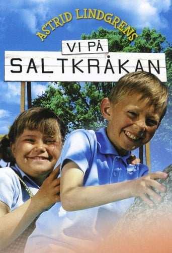 Bild från filmen Vi på Saltkråkan