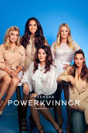 Bild från filmen Svenska powerkvinnor