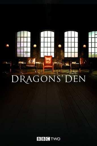 Från TV-serien Dragons' den som sänds på TV8
