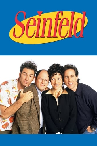 Från TV-serien Seinfeld som sänds på TV6
