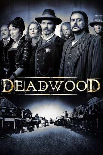 Tv-serien: Deadwood