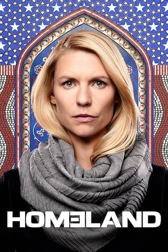 Tv-serien: Homeland