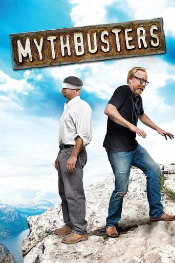 Från TV-serien Mythbusters som sänds på TV10