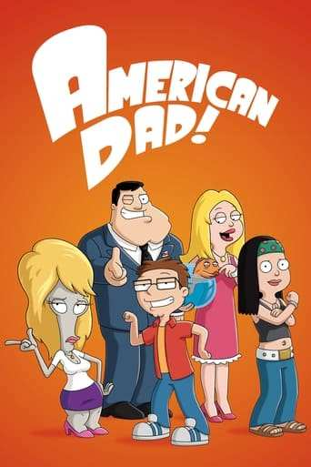 Från TV-serien American dad som sänds på TV6