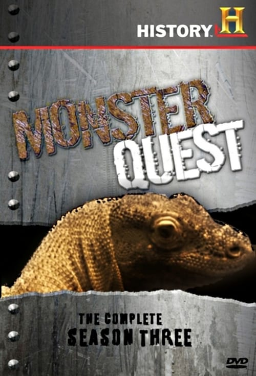 Tv-serien: MonsterQuest