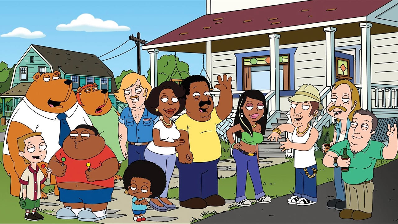 Paramount Network - The Cleveland show