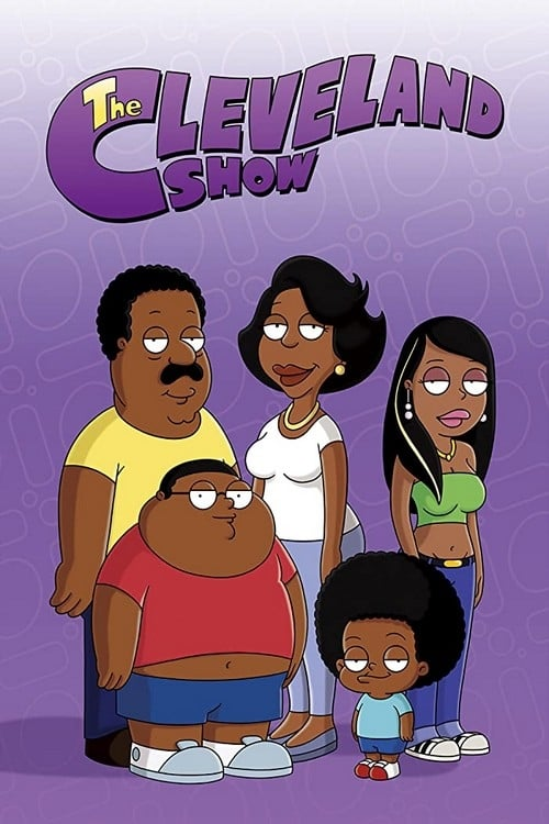 Från TV-serien The Cleveland Show som sänds på Paramount Network