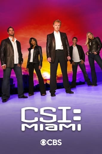 Tv-serien: CSI: Miami