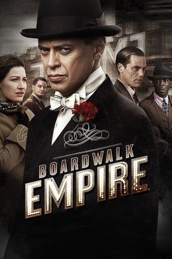 Tv-serien: Boardwalk Empire