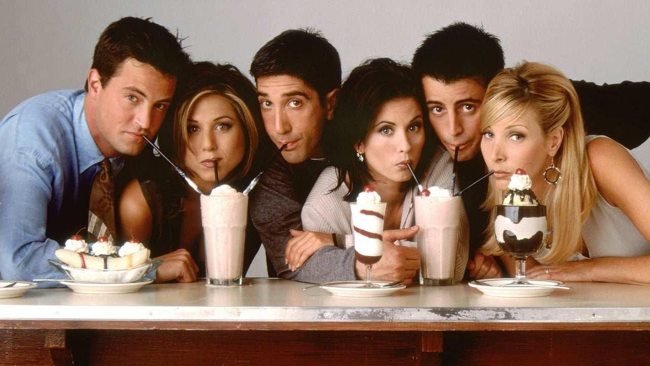 Paramount Network - Vänner