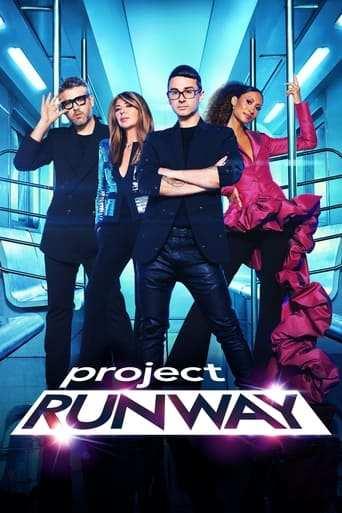 Bild från filmen Project runway