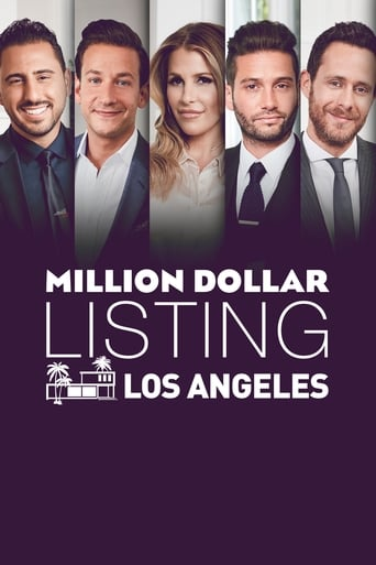 Bild från filmen Million dollar listing Los Angeles