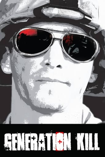 Tv-serien: Generation Kill