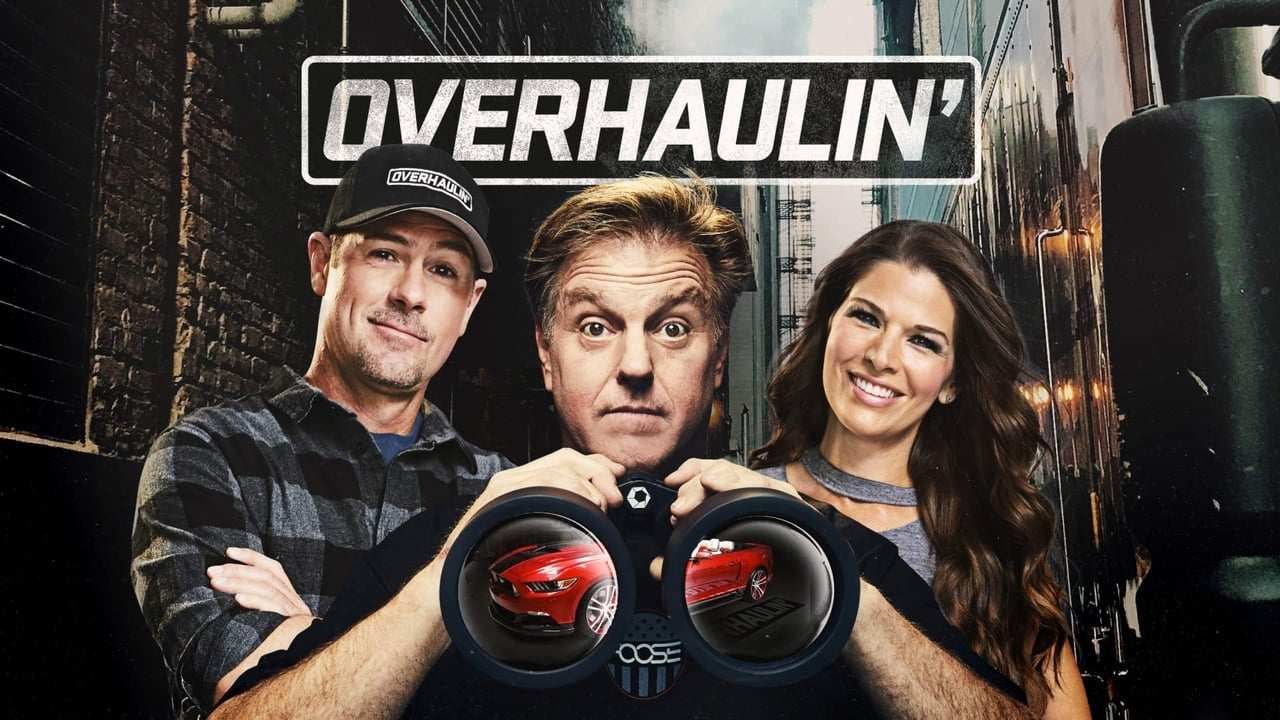 Discovery Channel - Overhaulin'