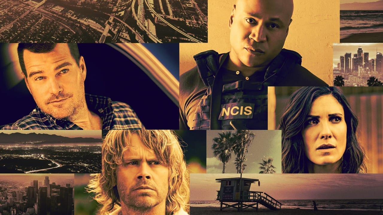 Viasat Series - NCIS: Los Angeles