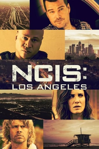 Från TV-serien NCIS: Los Angeles som sänds på TV6