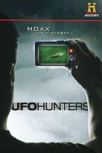 Från TV-serien UFO Hunters som sänds på H2