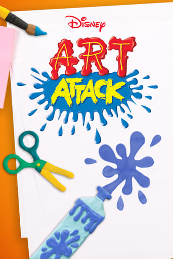 Bild från filmen Art Attack