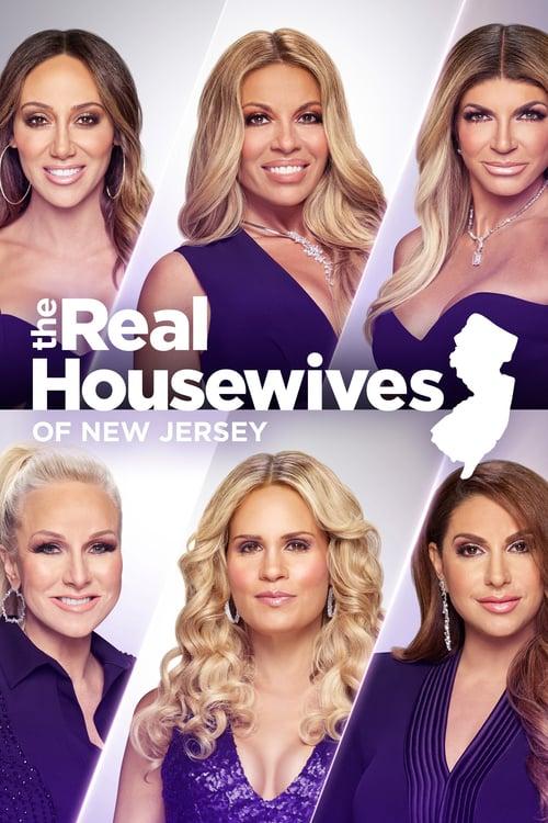 Från TV-serien Real housewives of New Jersey som sänds på TV 11