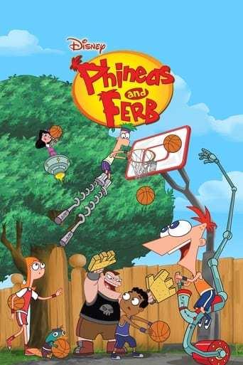 Bild från filmen Phineas och Ferb