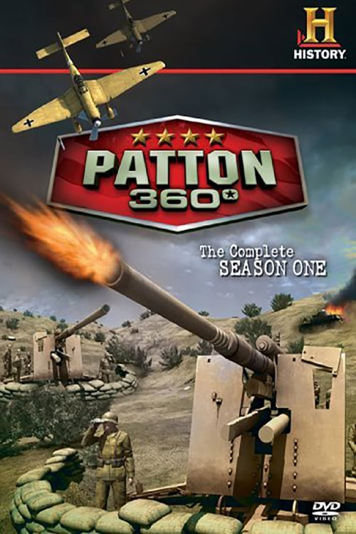 Från TV-serien Patton 360 som sänds på H2