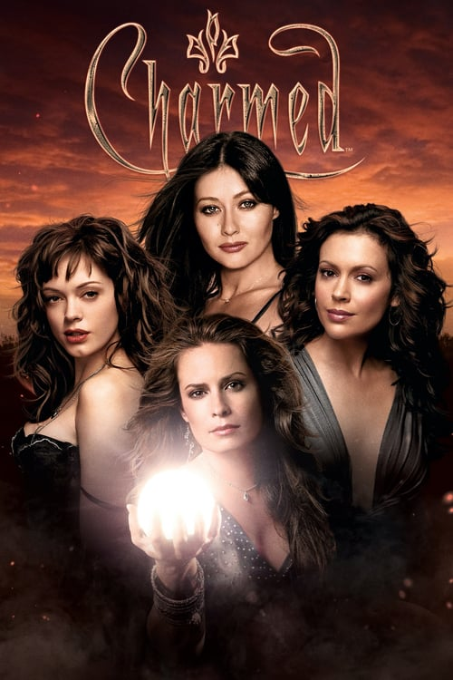 Från TV-serien Charmed som sänds på C More Series