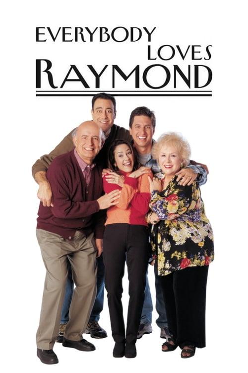 Från TV-serien Alla älskar Raymond som sänds på Fox