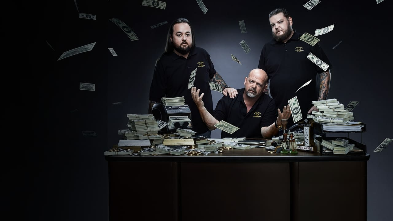 History Channel HD - Pawn stars