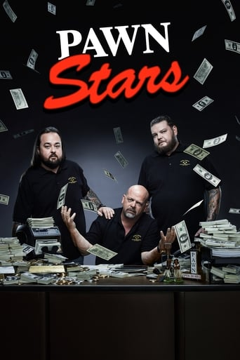 Från TV-serien Pawn stars som sänds på History Channel HD