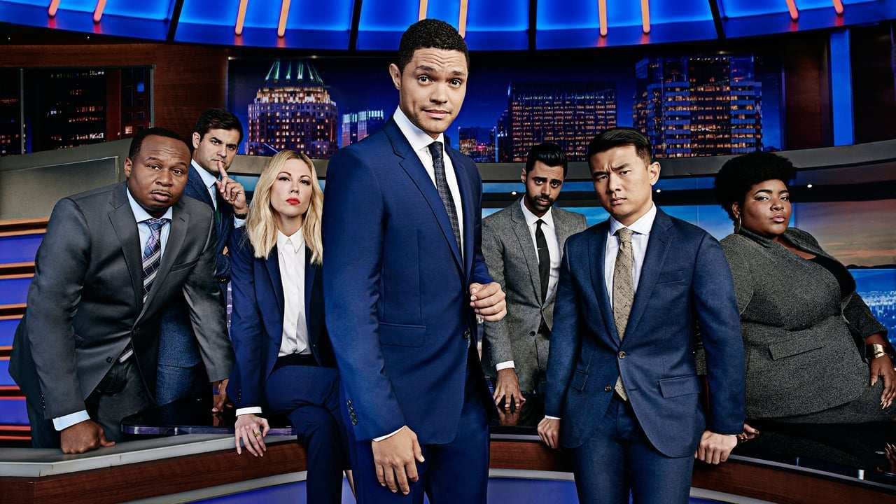 Paramount Network - The Daily Show