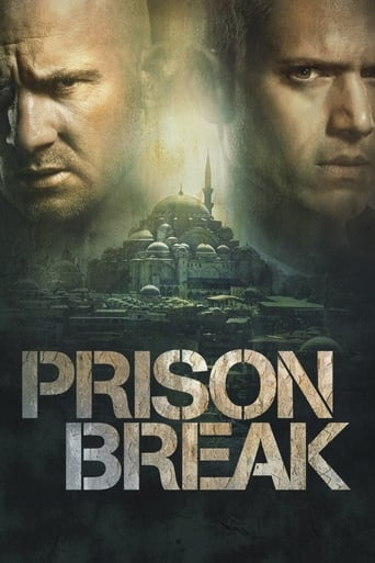 Tv-serien: Prison Break