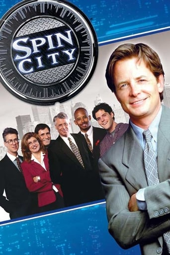 Bild från filmen Spin city