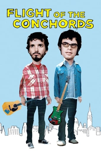 Tv-serien: Flight of the Conchords