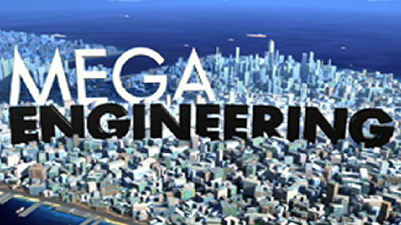 Discovery HD Showcase - Mega engineering