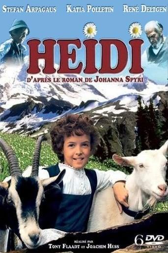 Bild från filmen Heidi