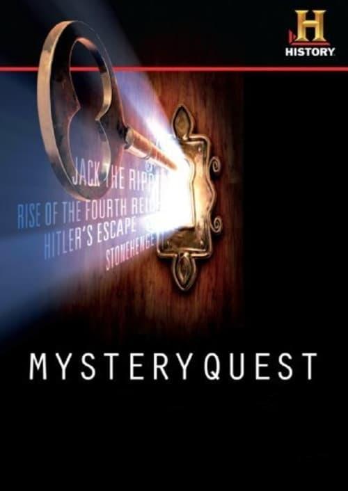 Från TV-serien MysteryQuest som sänds på H2