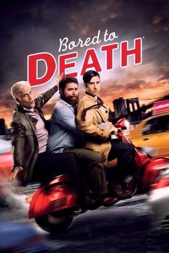 Tv-serien: Bored to Death
