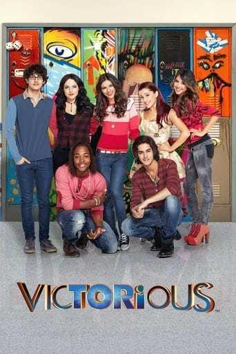 Från TV-serien Victorious som sänds på Nickelodeon