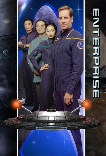Tv-serien: Star Trek: Enterprise
