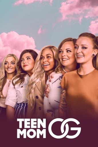 Från TV-serien Teen mom OG som sänds på MTV