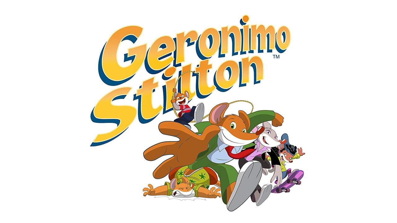 Barnkanalen - Geronimo Stilton