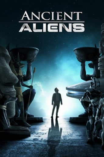 Från TV-serien Ancient Aliens som sänds på H2