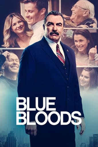 Från TV-serien Blue bloods som sänds på TV12
