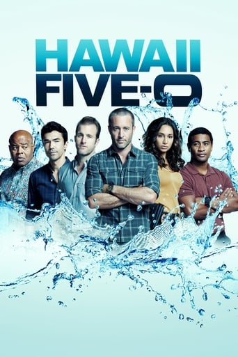 Från TV-serien Hawaii five-0 som sänds på TV4