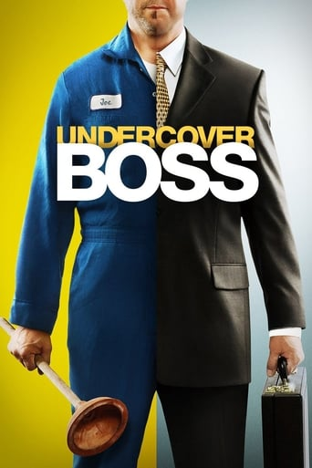 Tv-serien: Undercover Boss