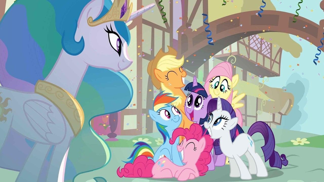 Nickelodeon - My Little Pony: Vänskap är magisk